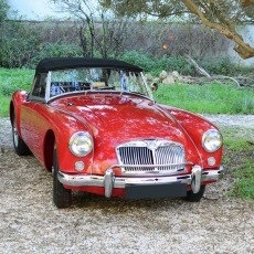 MGA TWIN CAM ROADSTER