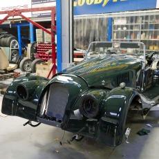 2009 Morgan roadster - V6