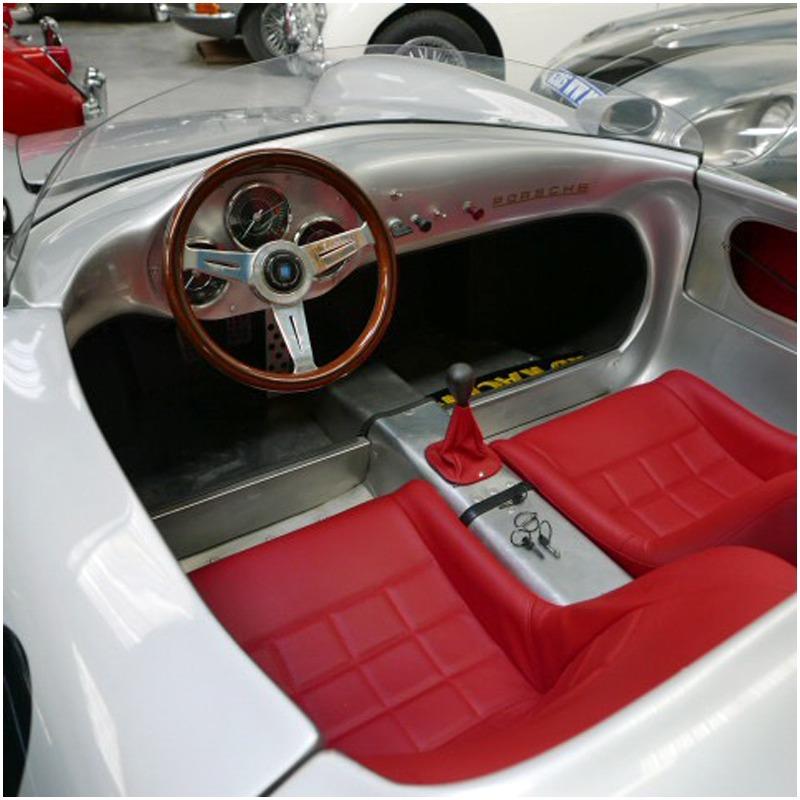 Porsche 550 Replica James Dean