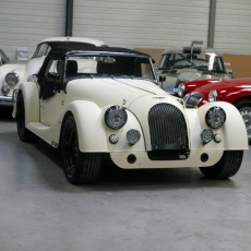 MORGAN AERO RACING PLUS 4