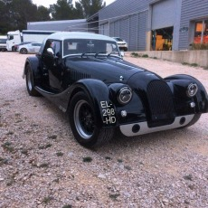 MORGAN AR PLUS 4