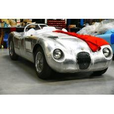Jaguar C Type Lightweight.