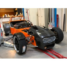 DONKERVOORT D8 turbo 210HP