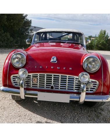 Vends superbe Triumph TR3 B très rare