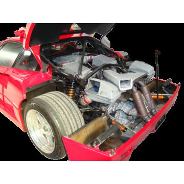 Las compras, las ventas de las carreras de coches, clásicos, antiguos, coches deportivos y de prestigio